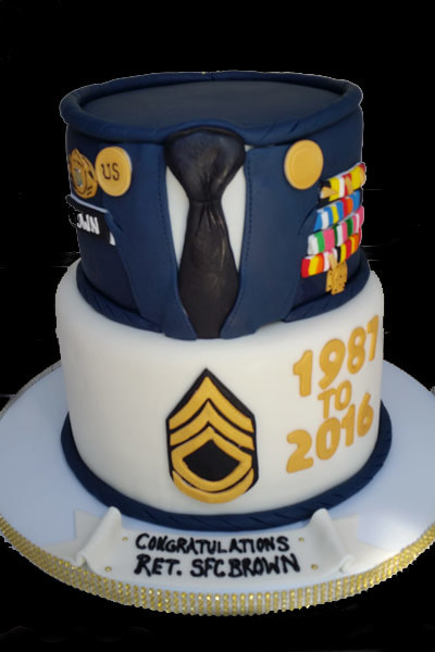 Military Cakes Army Navy Air Force Marines Cakes By Chris Furin